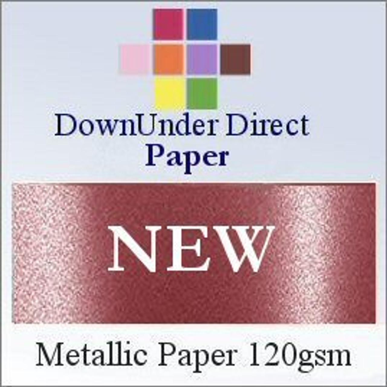 NEW 2020 Metallic 12x12 Paper 120gsm