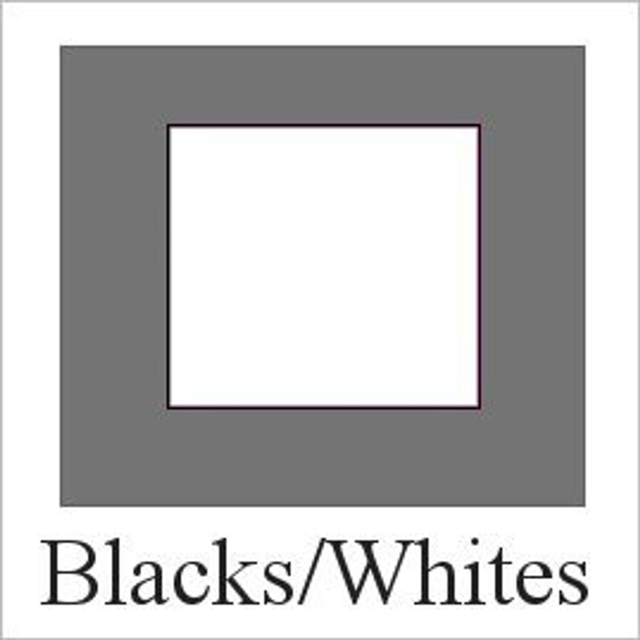 WHITE, GREY and BLACK Colours