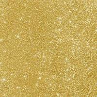 G600F2P135 Pure Gold Glitter Paper 135gsm