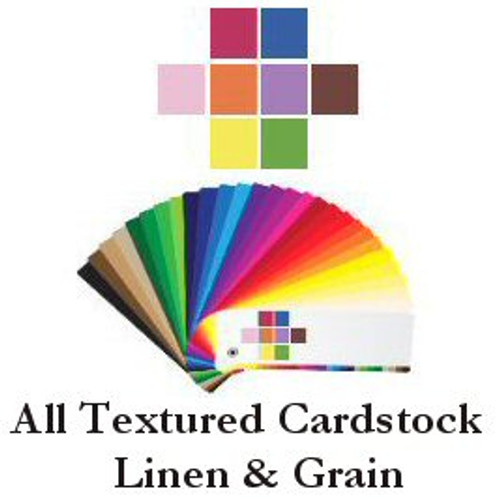 1- Textured Swatch's -Linen-Grain-Cardmakers