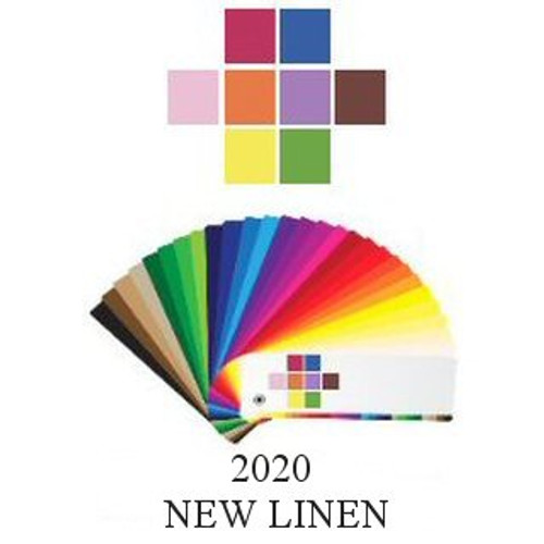a1- 2020 NEW Linen Colours Swatch