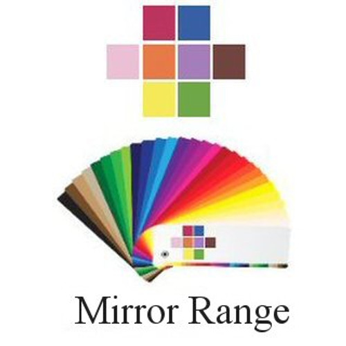 6 - Mirror Cardstock Swatch