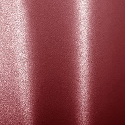900205 Metallic Paper Rouge