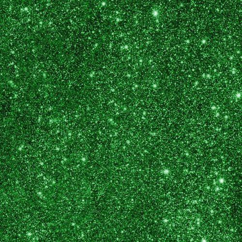 G60023P135 Green Glitter Paper 135gsm