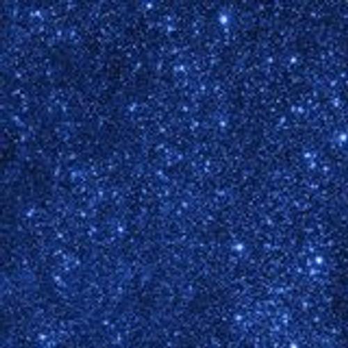 G60035P135  Dark Blue  Glitter Paper 135gsm