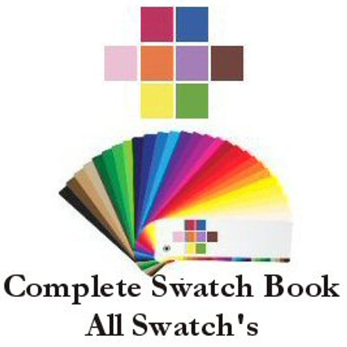 4 - Complete Swatch's -Cardstock and Paper TOTAL Ranges
