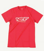 YCF MEN '21 T-SHIRT RED - 2X-LARGE