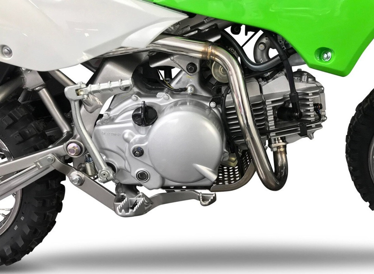 Piranha KLX110 T4 Exhaust KLX 110 KLX110L DRZ