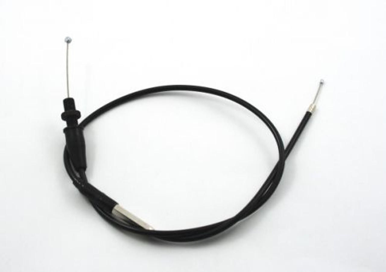 THROTTLE CABLE - ADJUSTABLE (830mm)