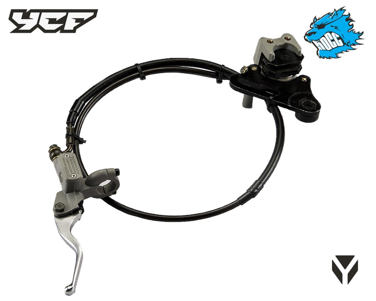 Hydraulic Rear Brake Kit YCF50 '20