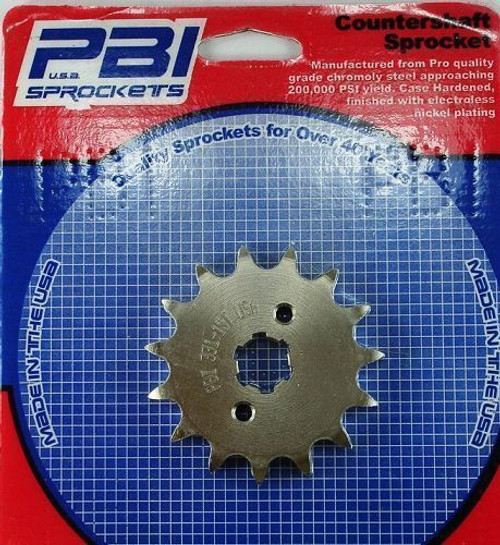 PBI PIT BIKE COUNTER SPROCKET 420 14