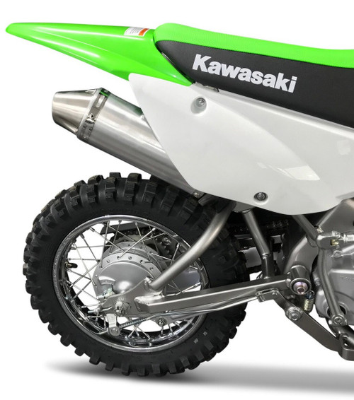 PIRANHA T4 EXHAUST - KLX 110(L) / DRZ