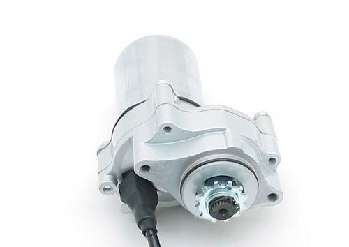 STARTER MOTOR TWO BOLT VERSION