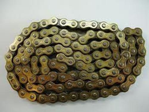 KMC GOLD CHAIN 420 - 120 LINKS