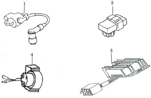 Engine Parts - Zongshen 190 Parts - Page 1 - Wholesale Cycle
