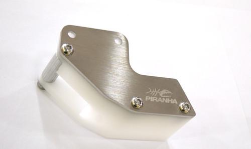 PIRANHA KLX110 KLX110L CHAIN GUIDE. Stainless steel.
