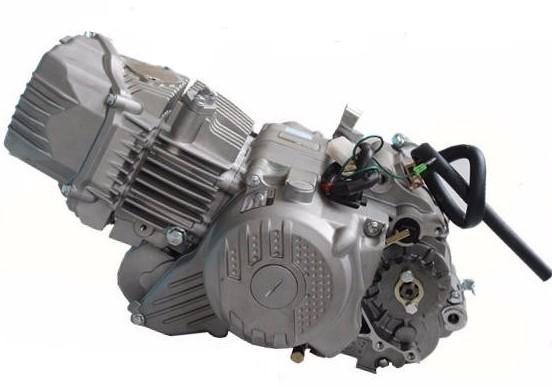 Piranha Zongshen ZS190 5 speed 190cc e-start engine