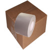Silver Duct Tape 4 inch x 60 yard Roll (12 Roll/Pack)