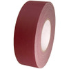 Economy Burgundy Gaffers Duct Tape 2 inch x 60 yard Roll (24 Roll/Pack)