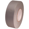 Economy Gray Gaffers Duct Tape 2 inch x 60 yard Roll (24 Roll/Pack)