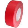 Economy Red Gaffers Duct Tape 2 inch x 60 yard Roll (24 Roll/Pack)