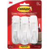 3M 17003 Command Hooks and Strips Value Pack - Large (6 Pack)