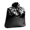 Contractor fts Trash Bags Black 46 inch x 50 inch x 3.0mil (100 Per/Pack)