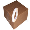 Double Coated Clear Polyester Tape 3/8 inch x 60 yard Roll 128 Roll/Pack