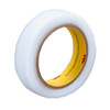3M SJ3572 Scotchmate Fastener White Hook 1 inch x 150 ft (3 Roll/Pack)