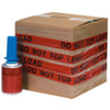 Goodwrappers® Identi-Wrap  inchDO NOT TOP LOAD inch 5 inch x 80 Gauge x 500 ft Roll (6 Roll/Pack)