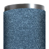 Economy Vinyl Carpet Mat Blue 3 ft x 12 ft x 5/16 inch