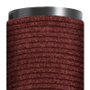 Deluxe Vinyl Carpet Mat Red 3 ft x 6 ft x 3/8 inch