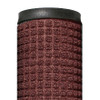 Deluxe Rubber Backed Carpet Mat Red/Black 4 ft x 6 ft x 1/4 inch
