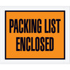 Tape Planet Packing List Enclosed Envelopes 4-1/2 inch x 5-1/2 inch (1000 Per/Pack)