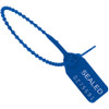 Equilok Pull-Tight Seals Blue 10 inch (1000 Per/Pack)