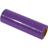 Cast Hand Stretch Film Purple 18 inch x 80 Gauge x 1500 ft Roll (4 Roll/Pack)