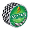 Checker Pattern Duck brand Duct Tape 1.88 inch x 10 yard Roll