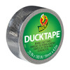 Ducklings Mini Duck Tape Brand Duct Tape Chrome 0.75 inch x 15 ft Roll