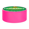 "Ducklings Mini Duck Tape Brand Duct Tape Neon Pink 0.75"" x 15 ft Roll"