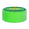 "Ducklings Mini Duck Tape Brand Duct Tape Neon Green / Lime 0.75"" x 15 ft Roll"