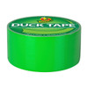"""Island Lime X-Factor Duck Tape Brand Duct Tape - Neon Green 1.88"""" x 15 yard Roll"""