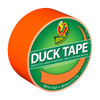 Blaze Orange X-Factor Duck Tape Brand Duct Tape - Neon Orange 1.88 inch x 15 yard Roll