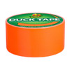 "Blaze Orange X-Factor Duck Tape Brand Duct Tape - Neon Orange 1.88"" x 15 yard Roll"