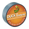 Duck Texture Duck Brand Crafting Tape 0.75 inch x 15 yard Roll - Turquoise Stripe
