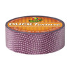 "Duck Texture Duck Brand Crafting Tape 0.75"" x 15 yard Roll - Fuchsia Wave"