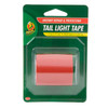 Duck brand Red Tail Light Tape 2 inch x 72 inch