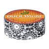 "Black Medallion - Duck Washi Craft Rolling Tape 0.75"" x 15 yard Roll"