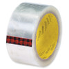 Carton Sealing Tape 3M 373 Clear 2 inch x 55 yard Roll (6 Roll/Pack)