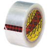 3M 375 Carton Sealing Tape Clear 2 inch x 55 yard Roll (36 Roll/Pack)