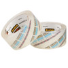 3M 3850 Carton Sealing Tape Crystal Clear 2 inch x 55 yard Roll (12 Roll/Pack)